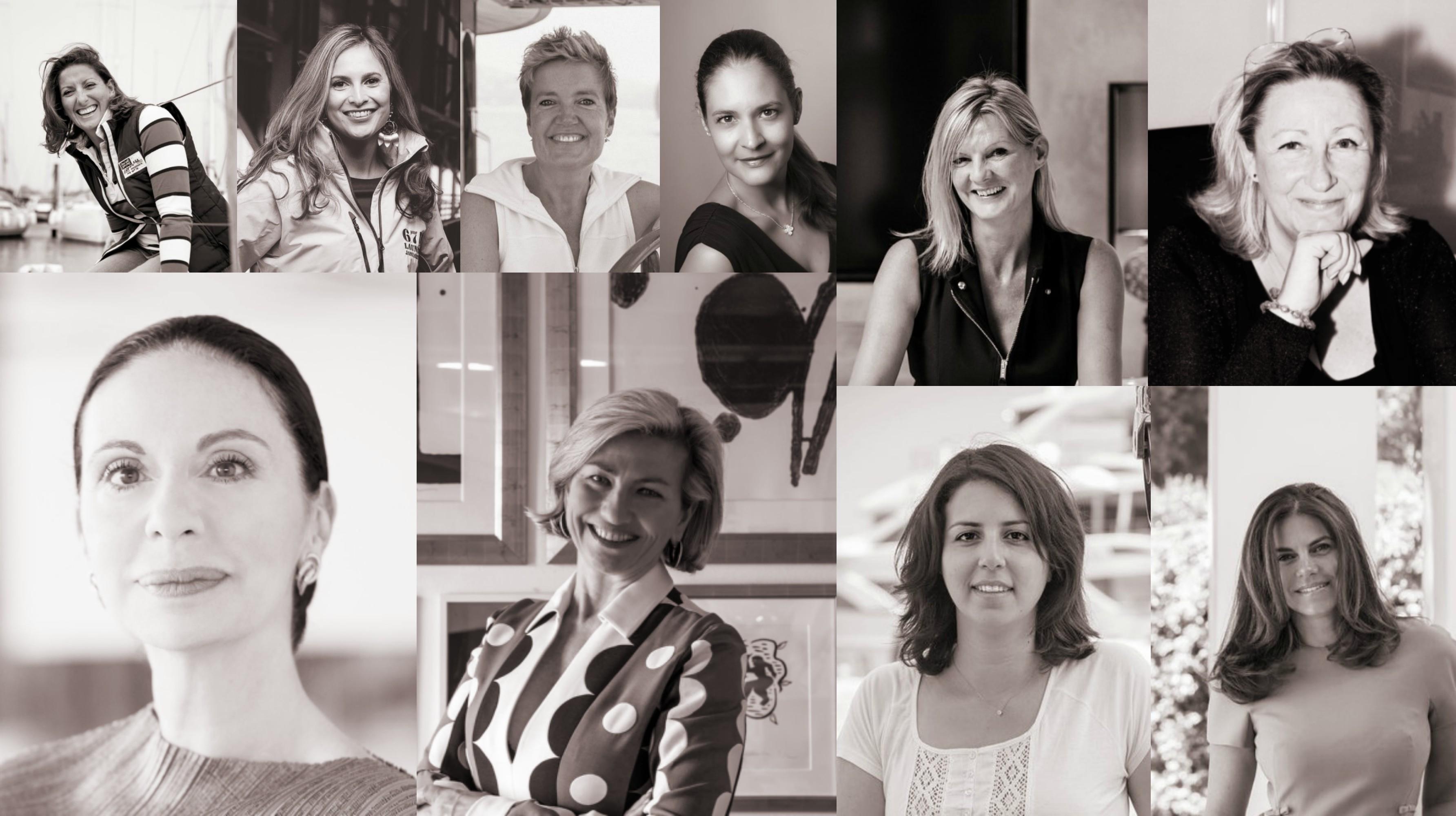 Влиятельные женщины в яхтенной индустрии