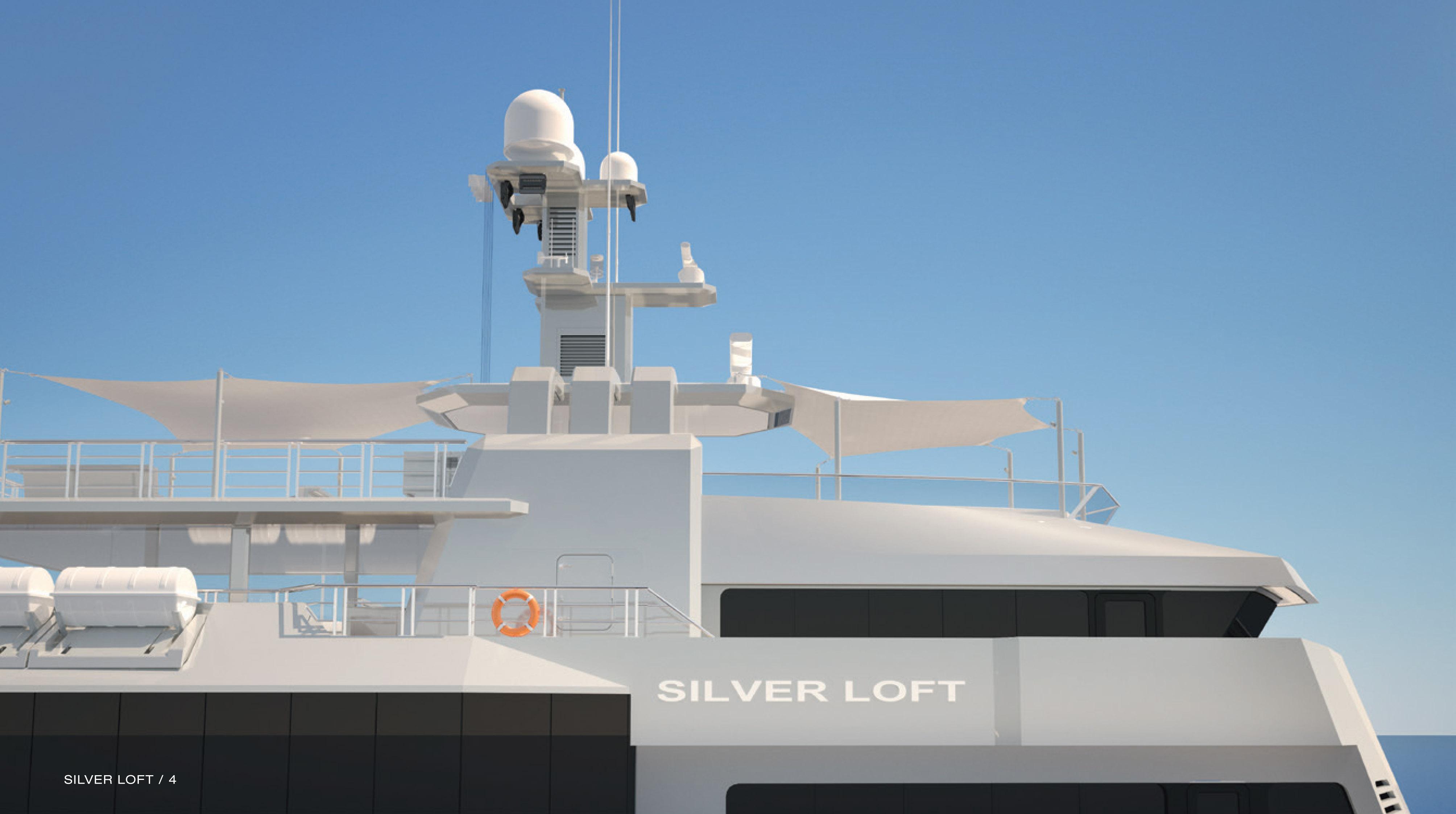 Готов корпус Silver Loft II