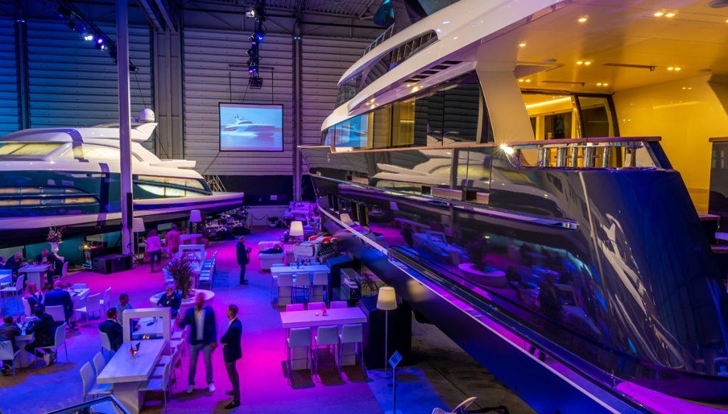 Представлена новая линейка яхт Van der Valk Pilot