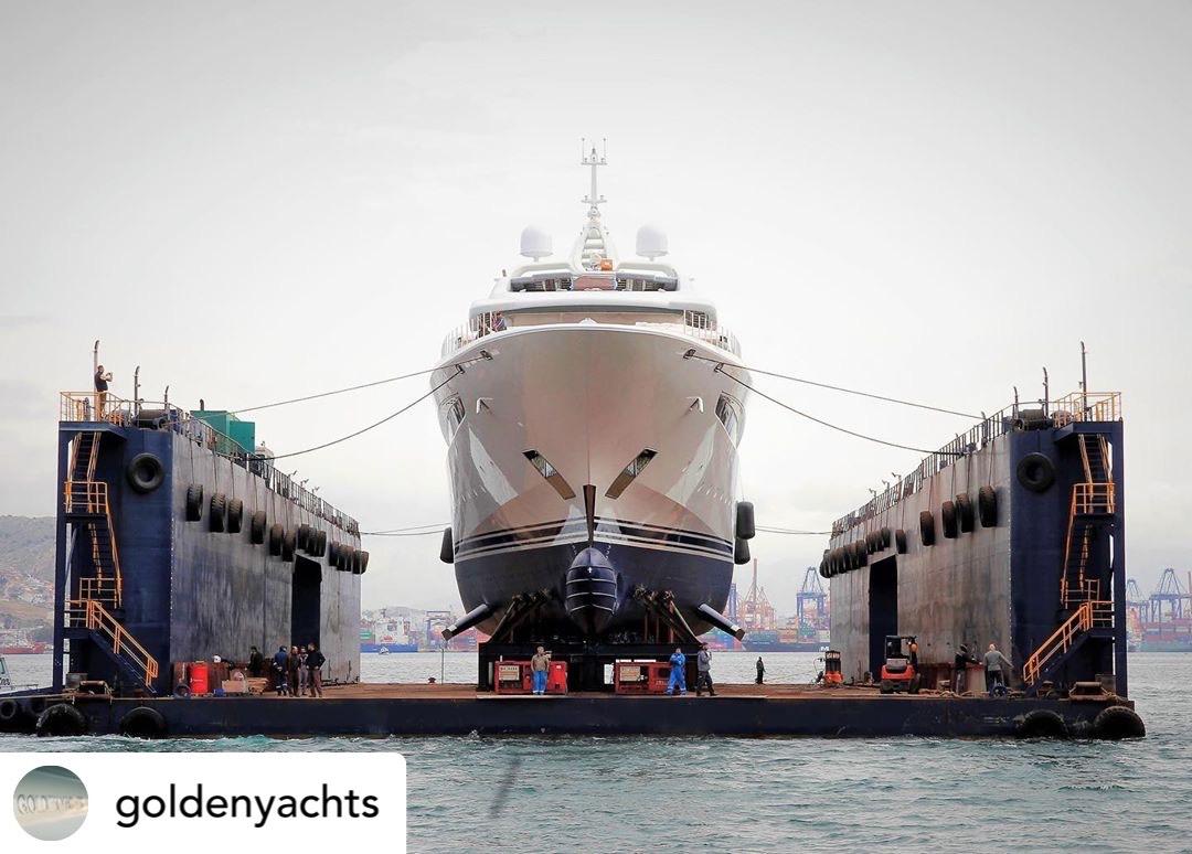 Спущена на воду Golden Yachts O'Pari