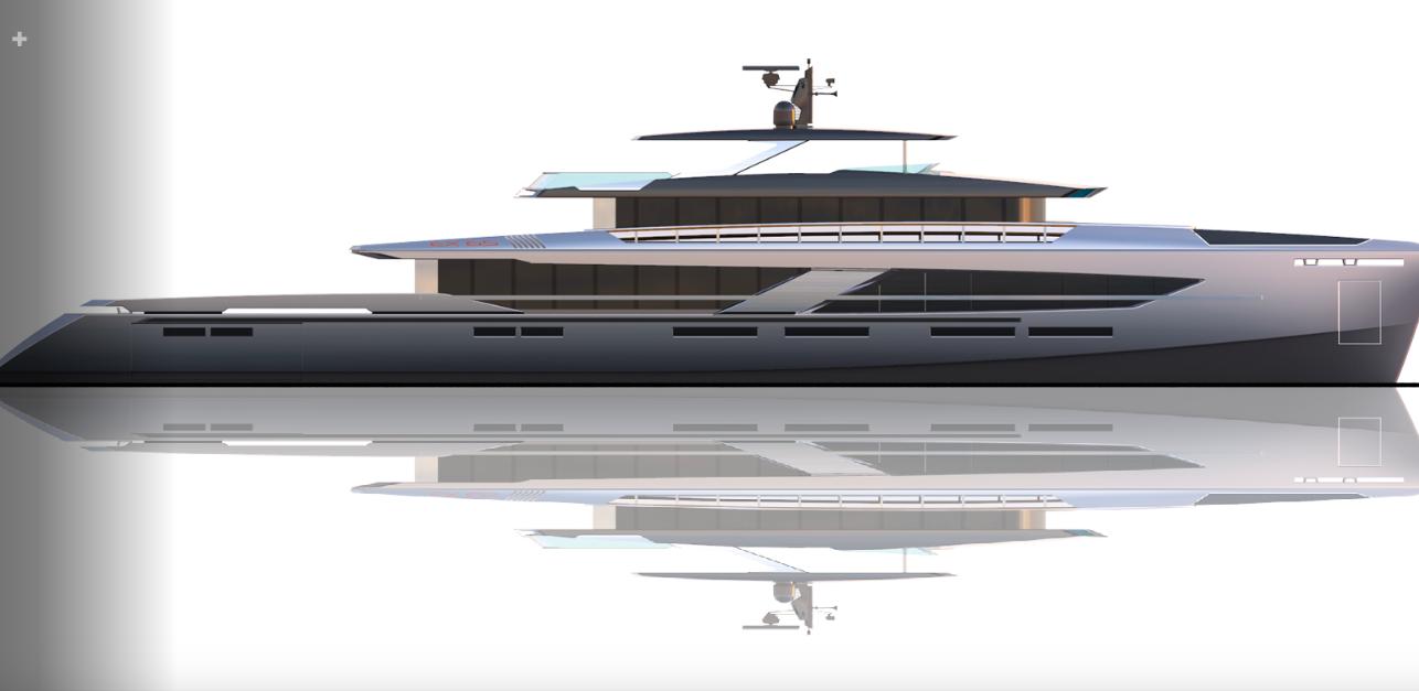 Представлен новый концепт от Facheris Design