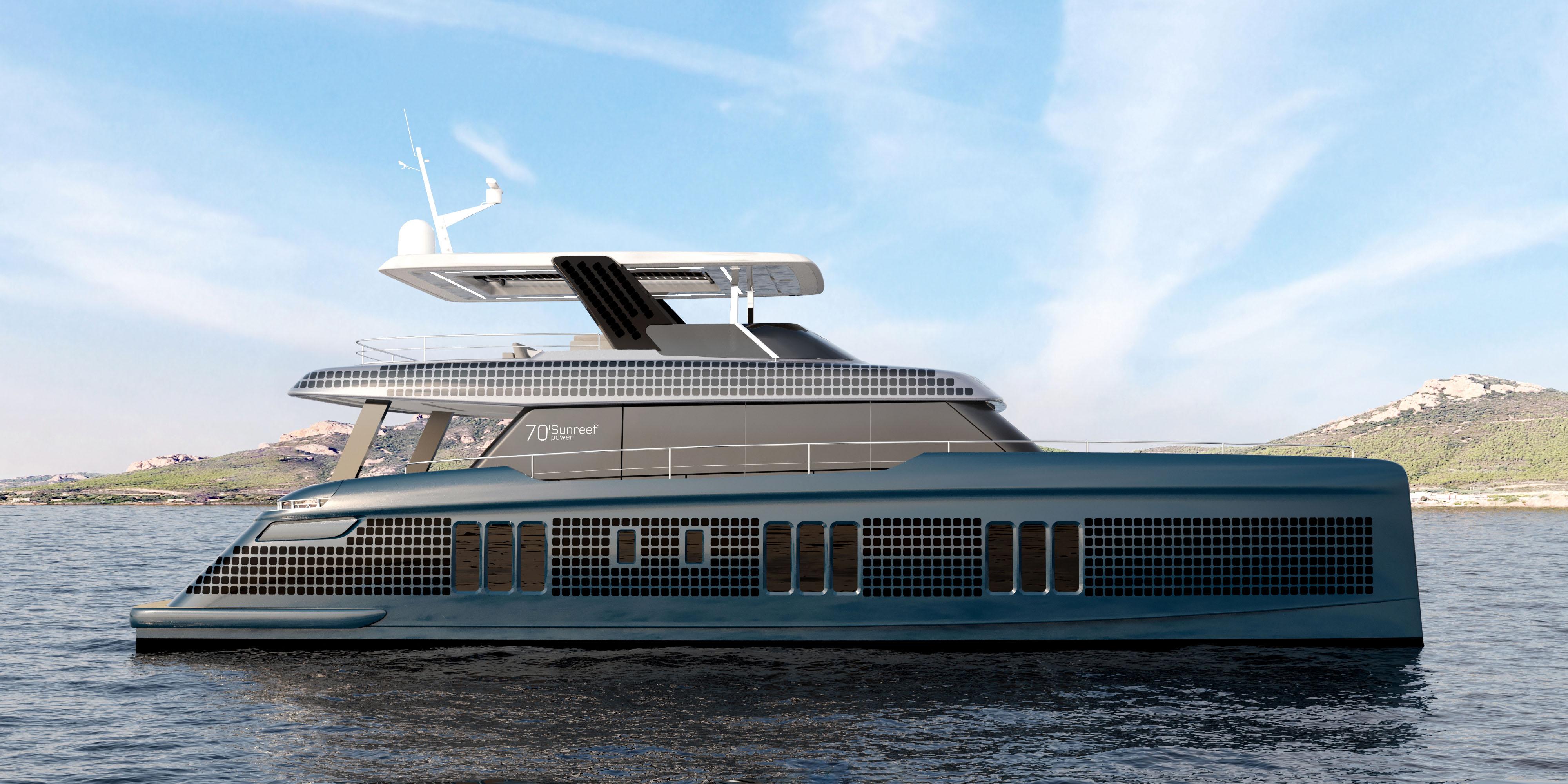 Представлена новая линейка катамаранов Sunreef Yachts Eco