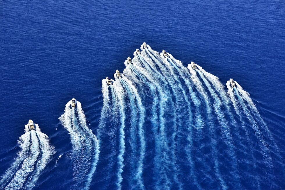 Новые стандарты качества Fairline Yachts
