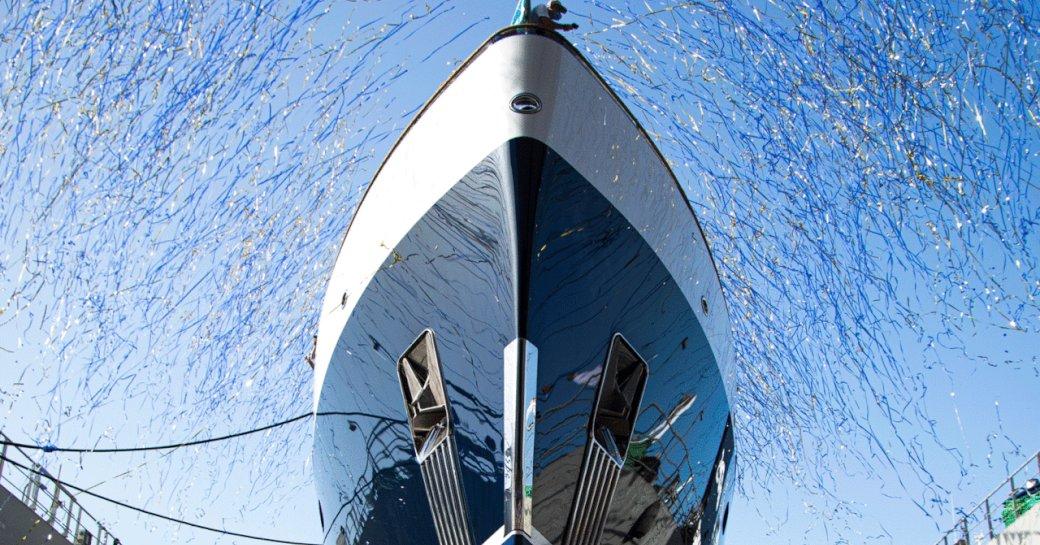 Спущена на воду Turquoise Blue II