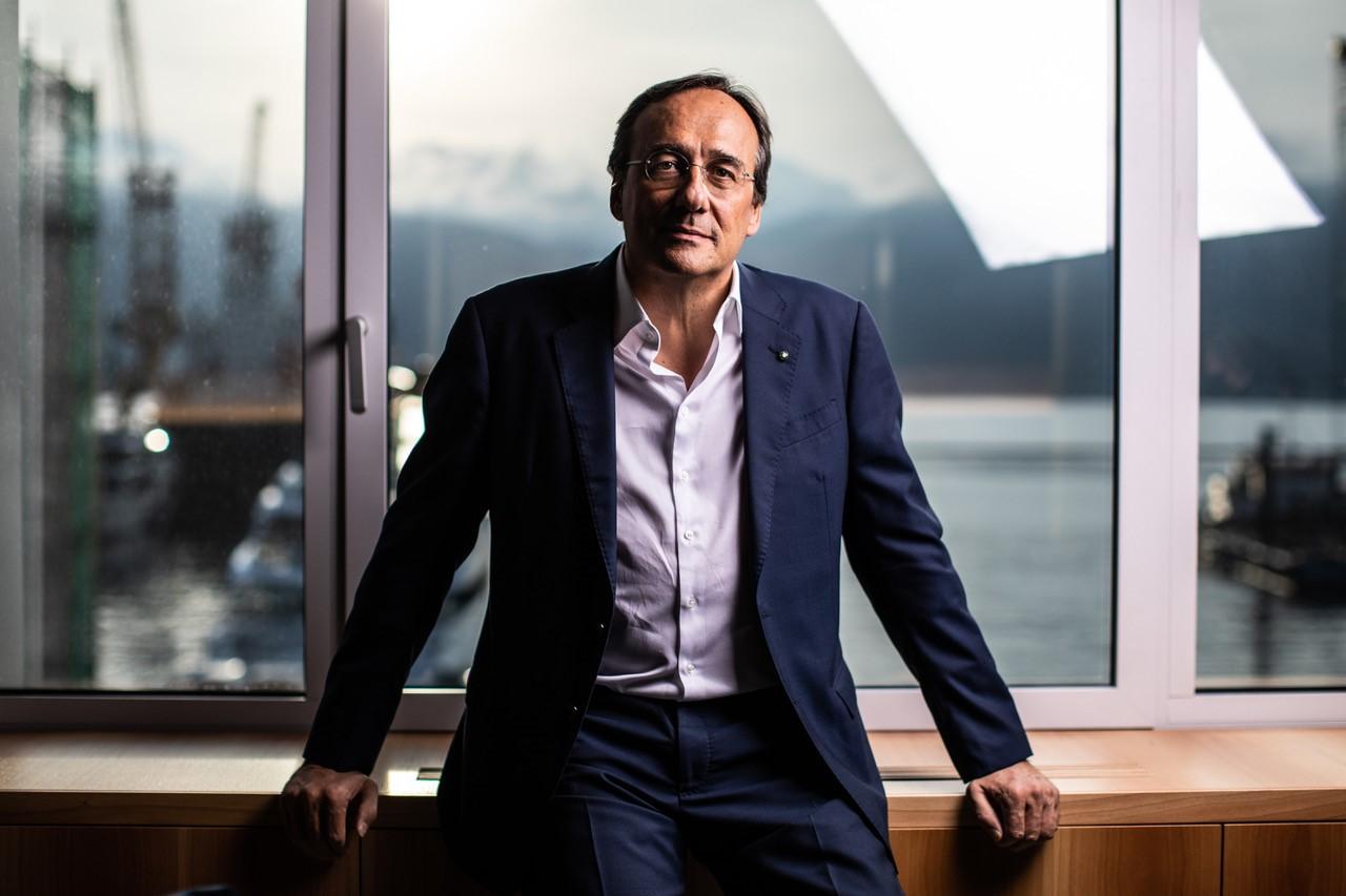 Sanlorenzo заинтересованы в приобретении ключевого пакета акций Perini Navi