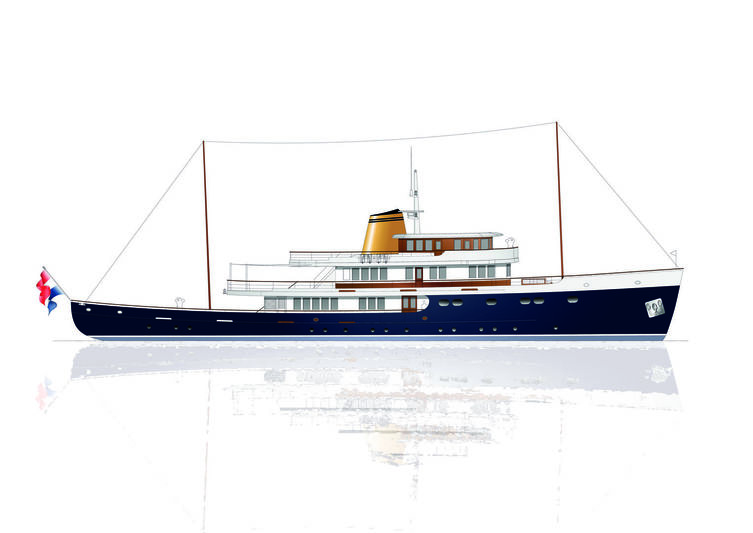Blue II передана заказчику