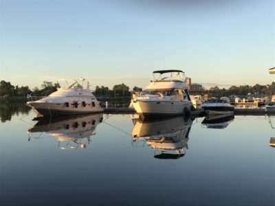 Тихая гавань на Волге