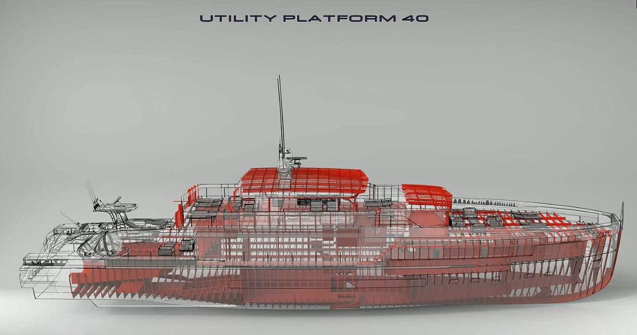 Представлен проект UP40