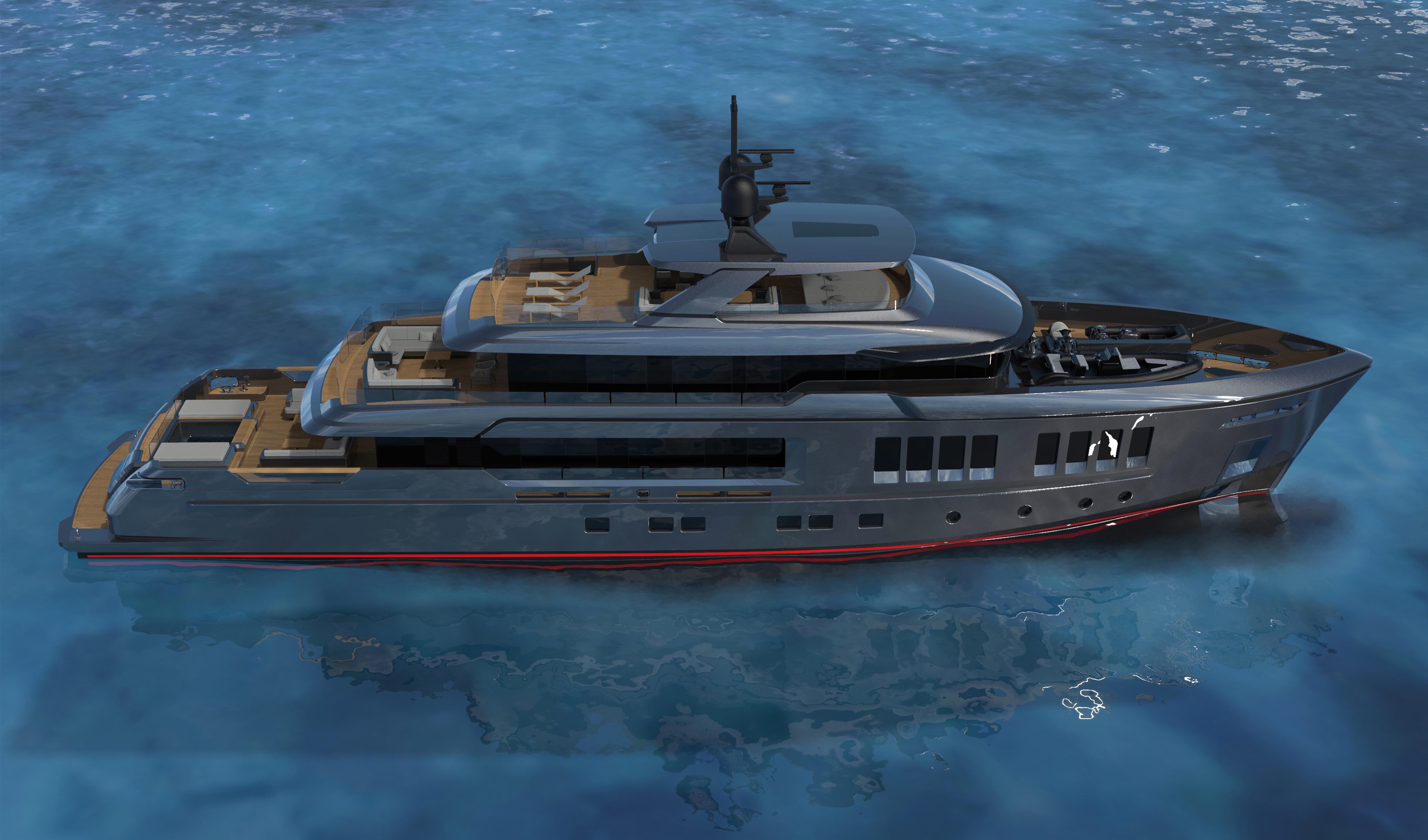 Представлена новая линейка яхт Cantiere delle Marche