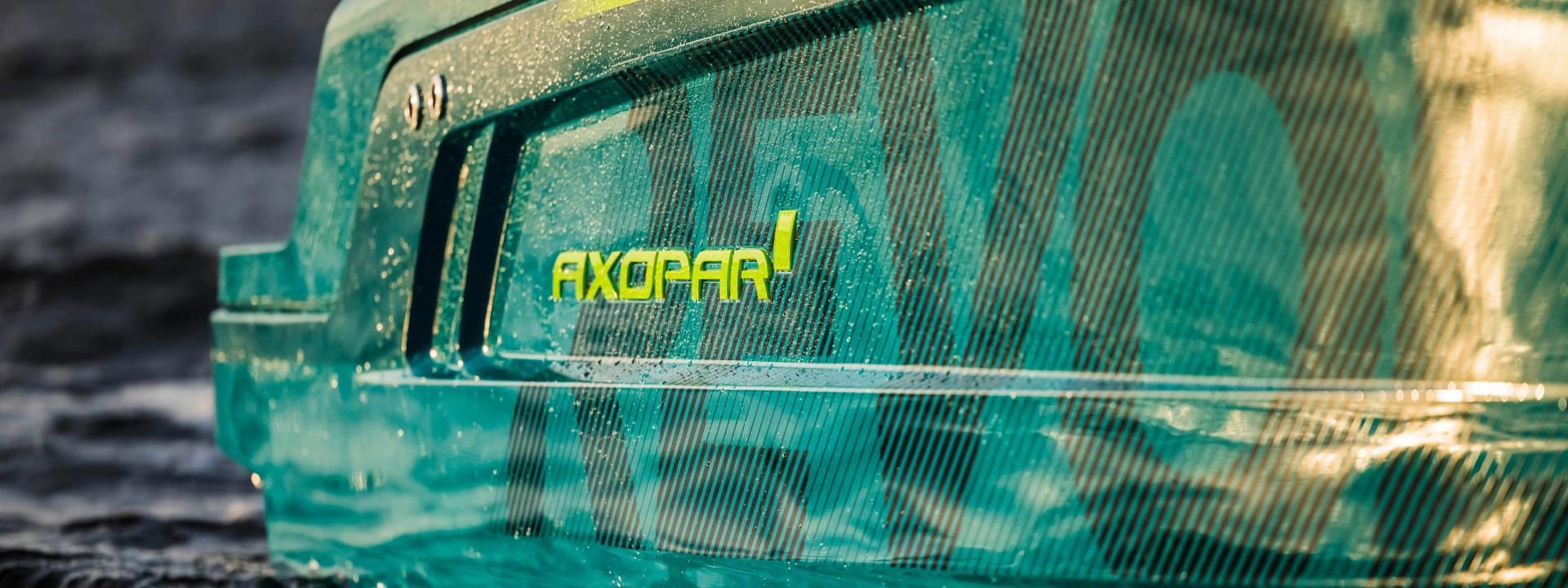 Axopar представили две новинки
