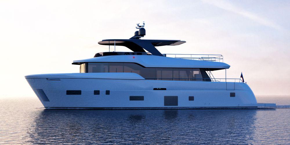 Baikal Yachts Group начали строительство яхты 20SMY