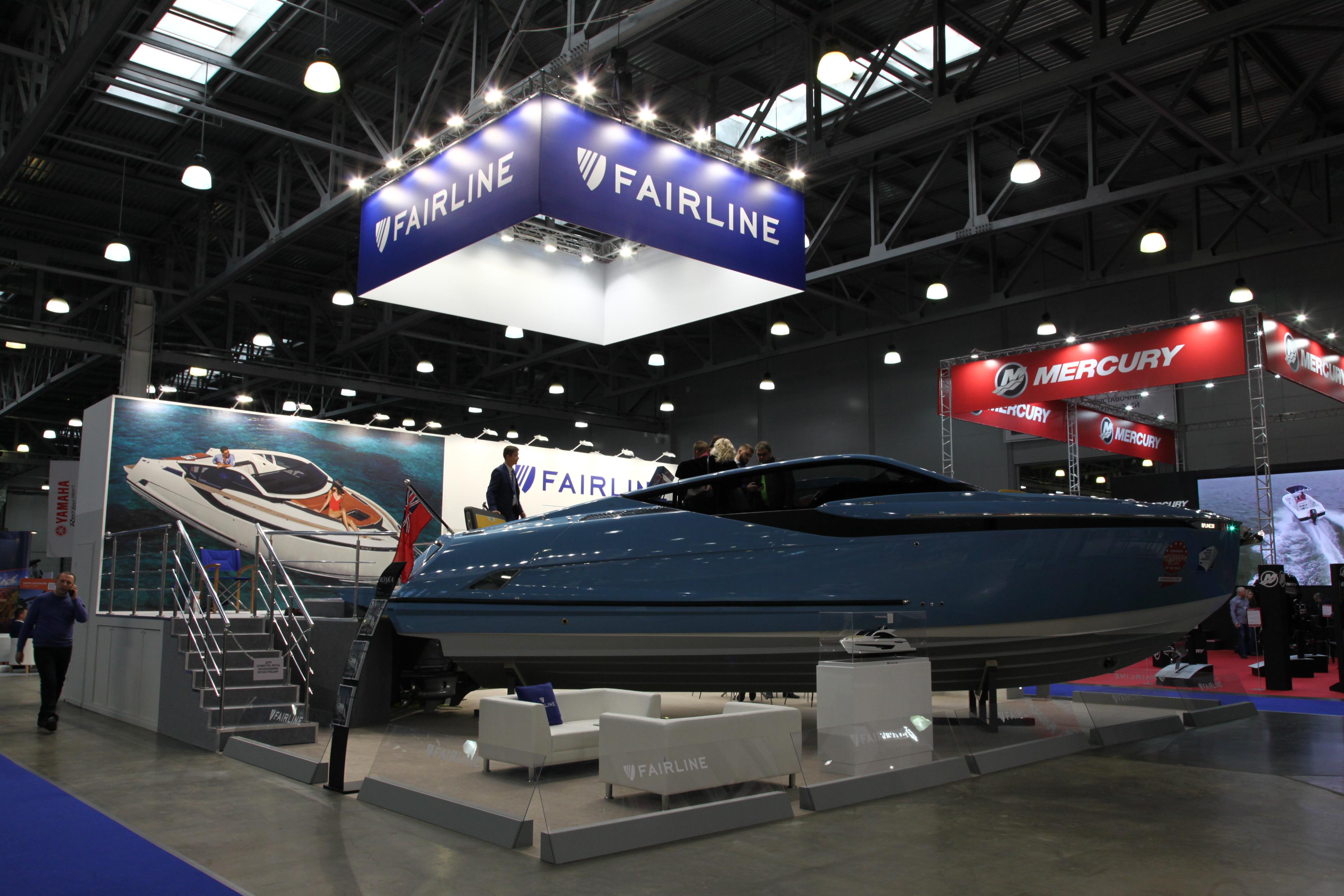 Что ждать от выставки Moscow Boat Show?