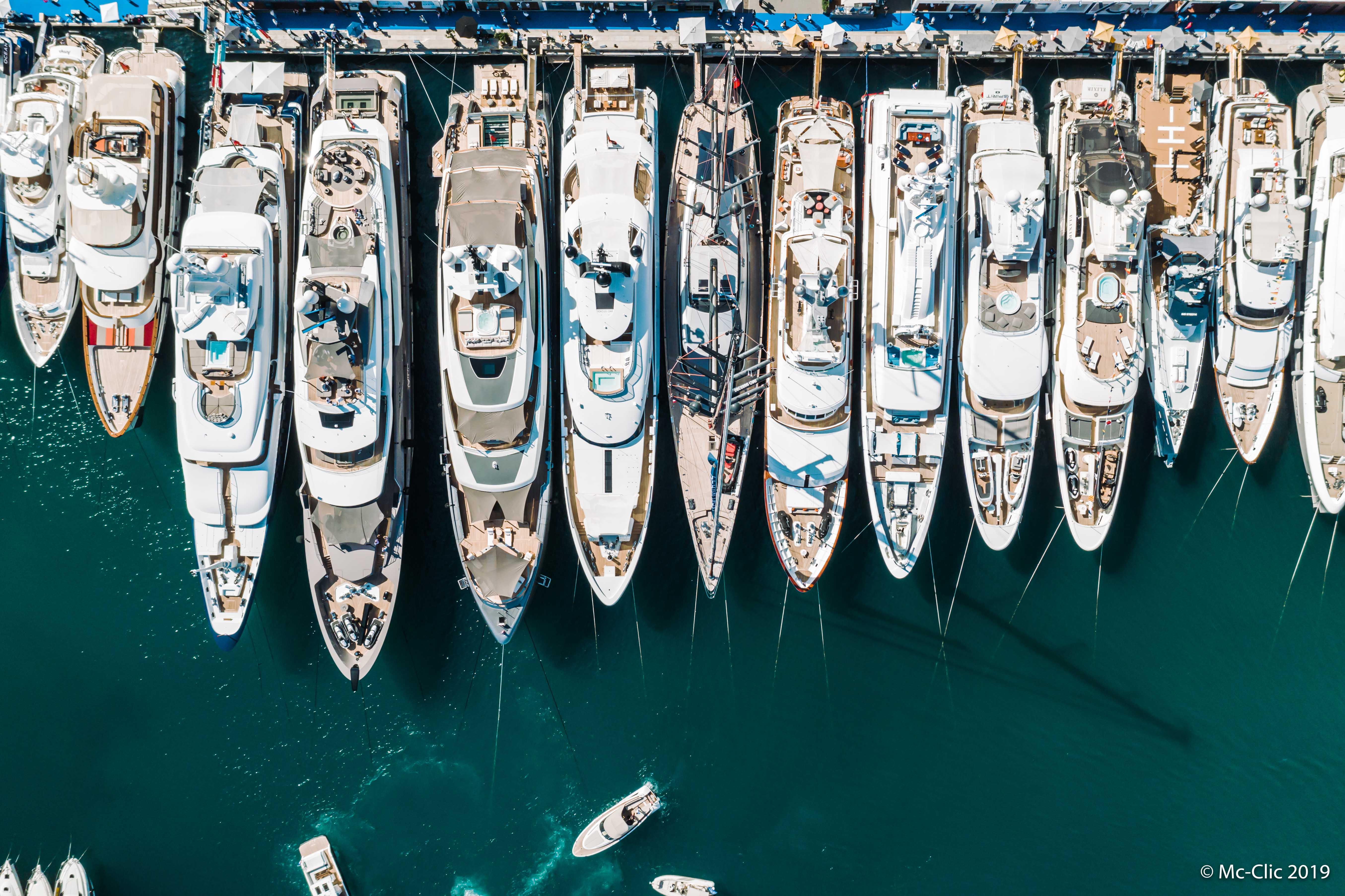 Новый формат Monaco Yacht Show