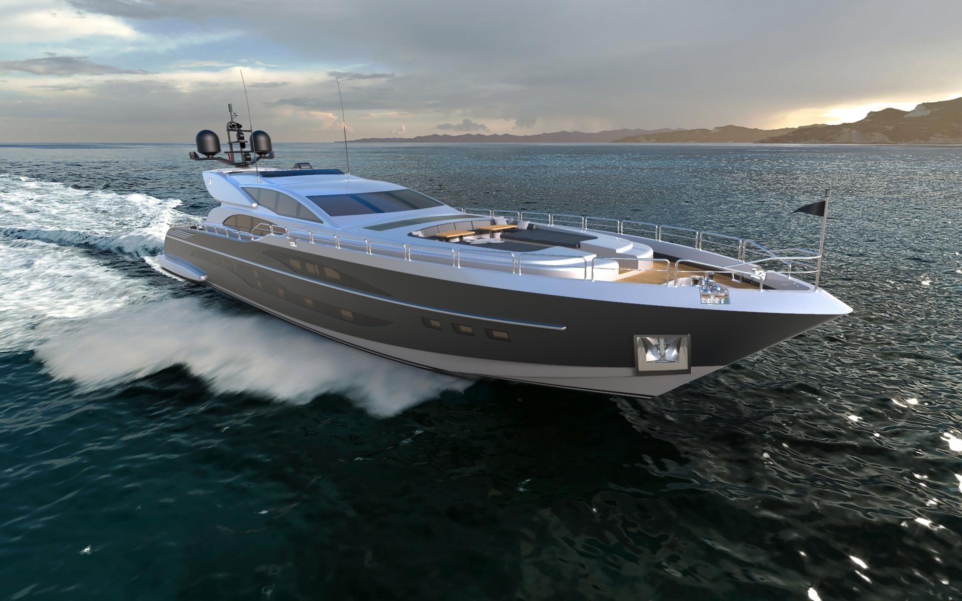 Возрождение бренда Leopard Yachts