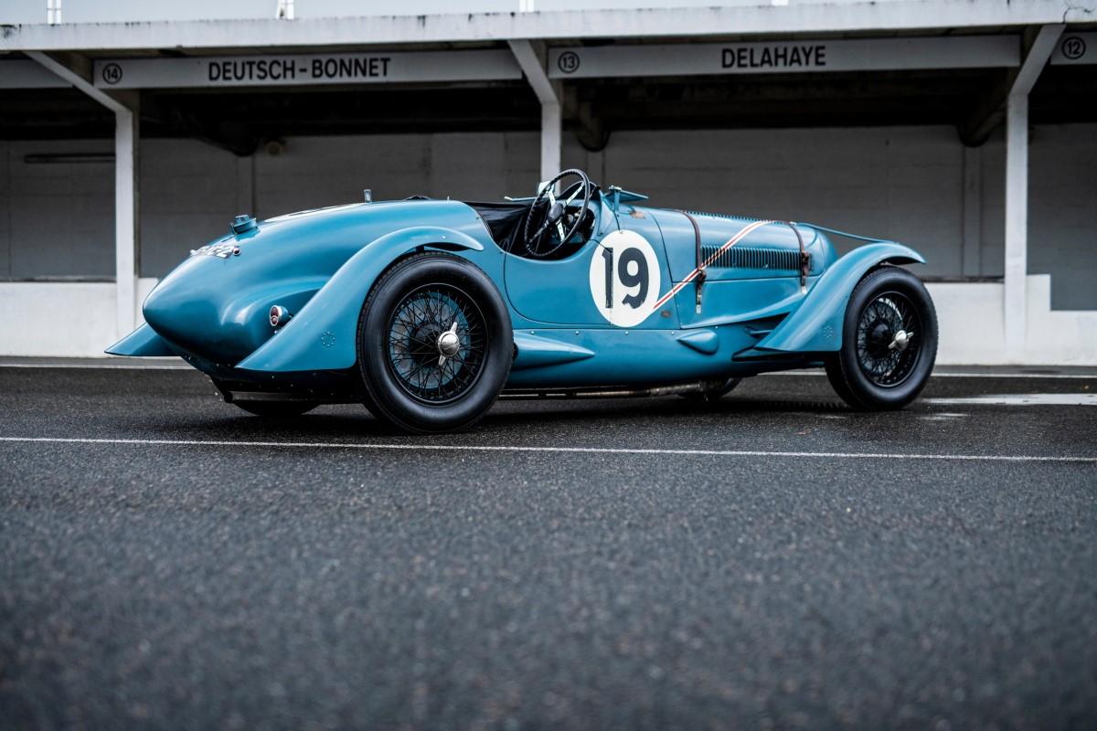 В Монако состоится автомобильный аукцион Les Grandes Marques
