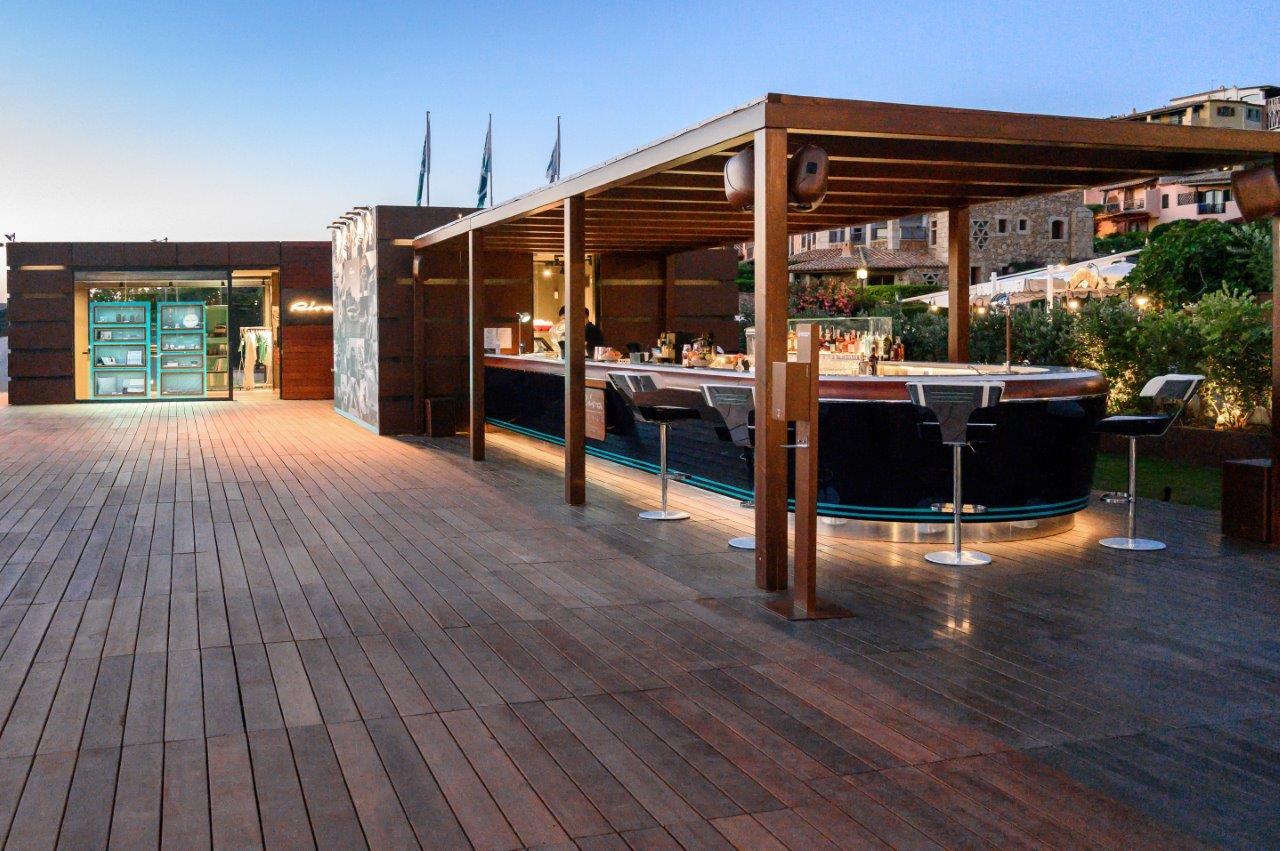 Riva Lounge открылся в Порто Черво