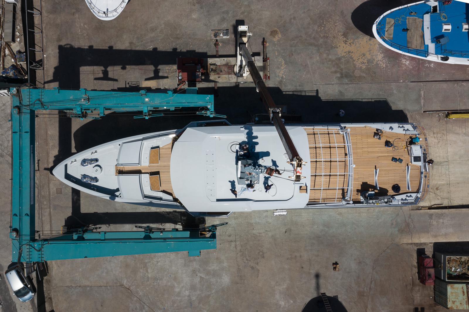 Новая линейка яхт K-Yachts
