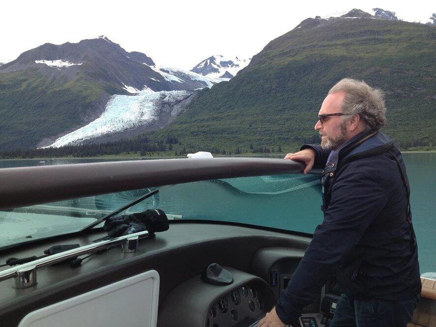 Джонатан Куин Барнет — об интерьере яхты Octopus, который видели единицы