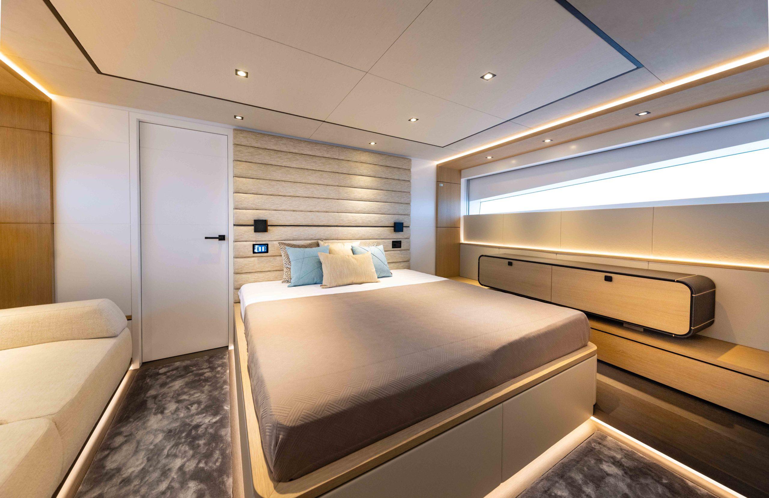 Новый флагман Wajer Yachts