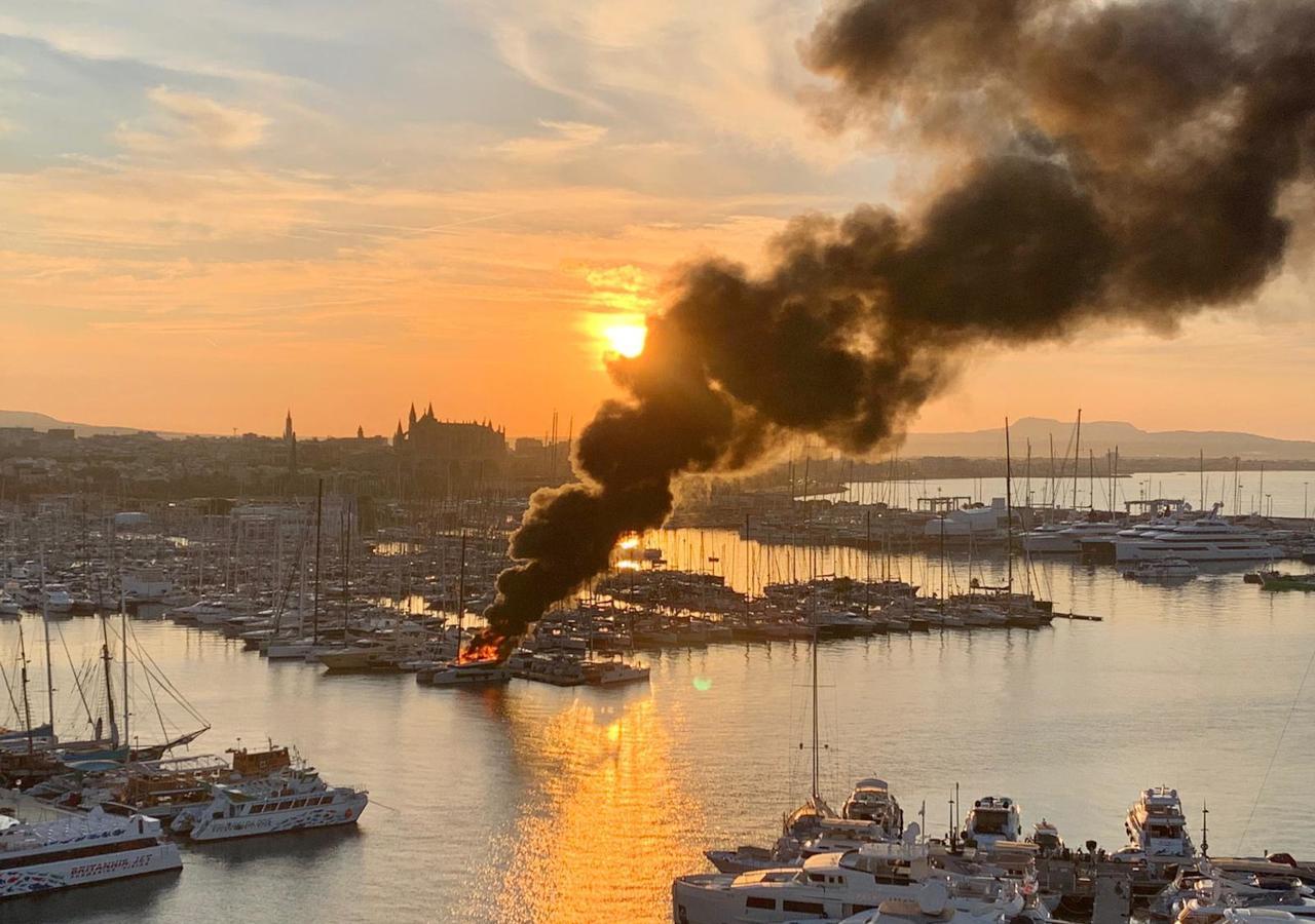 Новая рубрика: происшествия на борту яхт