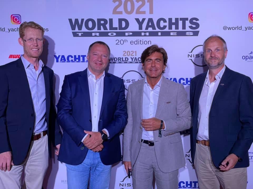 World Yacht Trophies: победа Sunseeker и Sanlorenzo