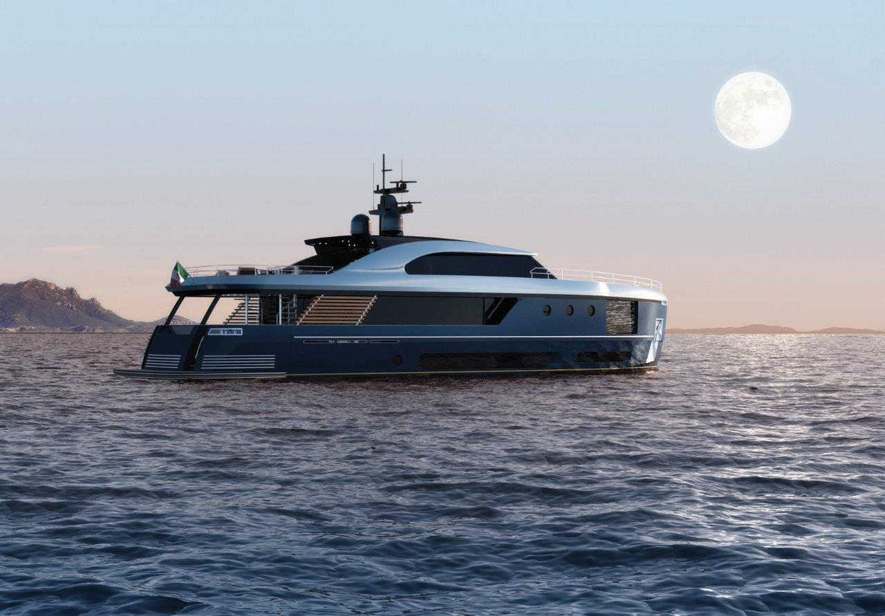 Представлены проекты новых яхт Azimut Yachts