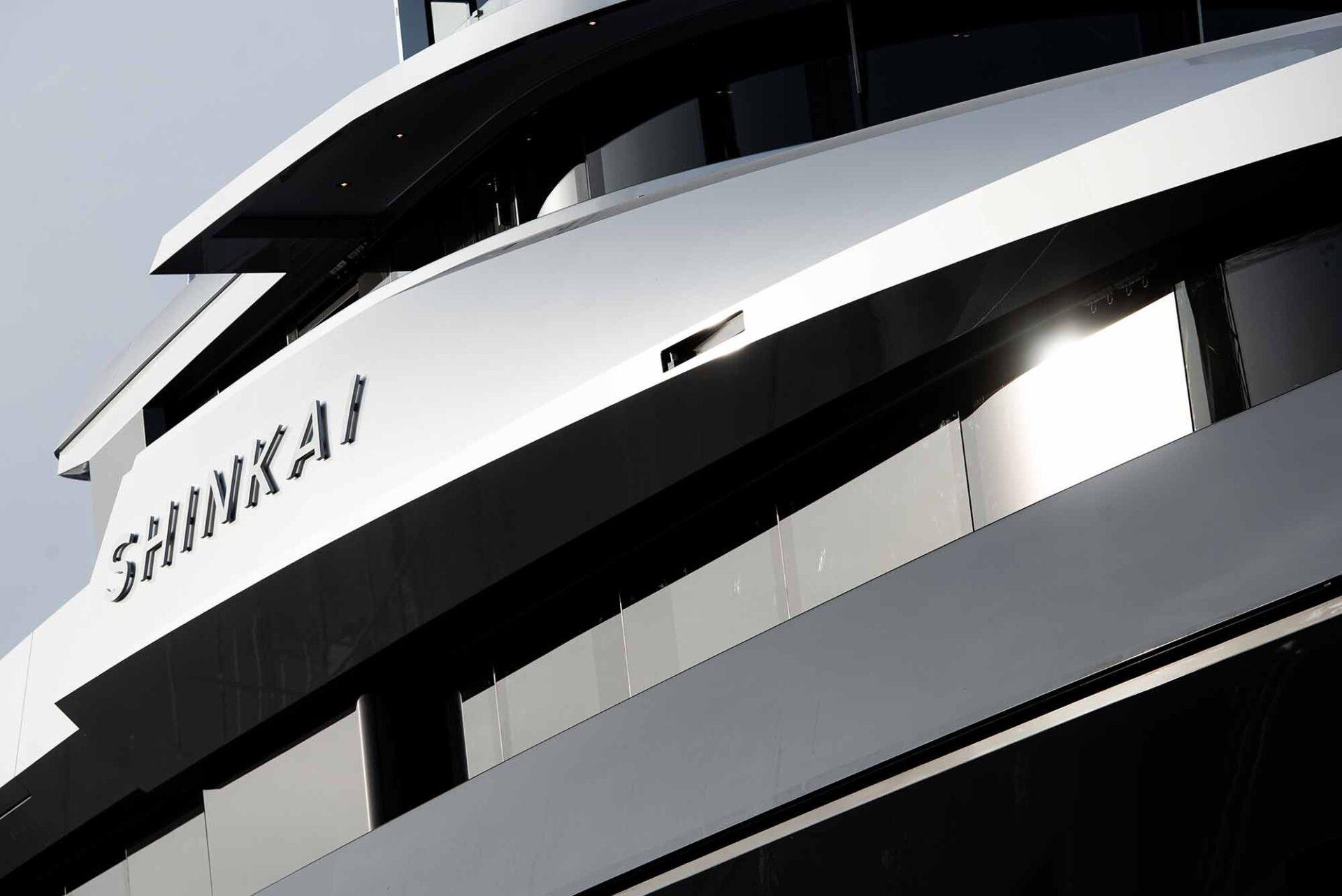 Что мы знаем о новейших Oceanco Y719 и Feadship Shinkai?