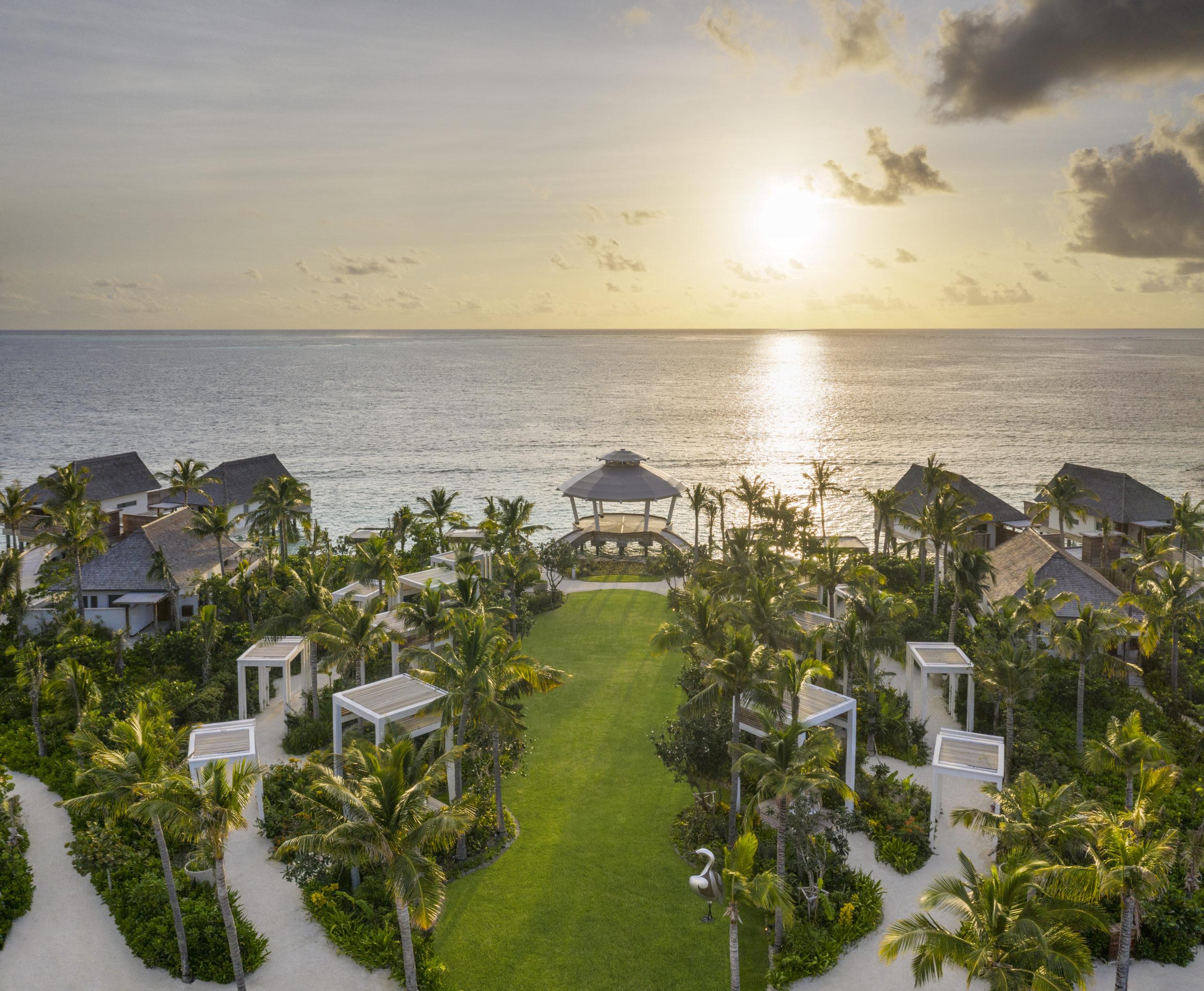 Расслабьтесь: спа-программы на Мальдивах